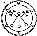 Seal of Marbas